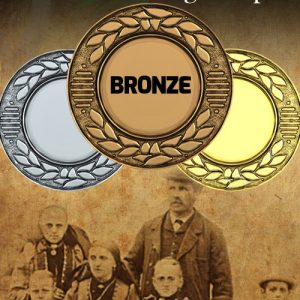 Research Through People Bronze