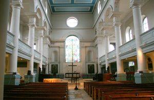 St Leonard's Interior