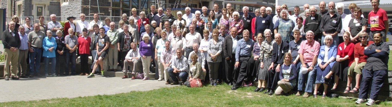 Christchurch Reunion 2012