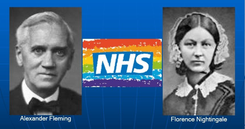 nhs health and family genealogy