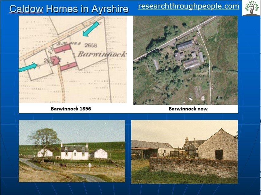 Ancestry search scotland