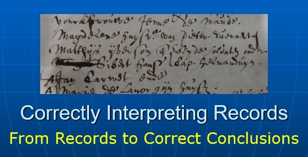 Correct-interpretation-reports