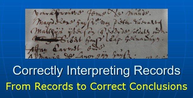 Correct-interpretation-reports