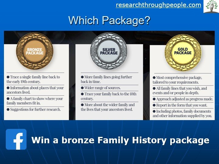 family-history-packages
